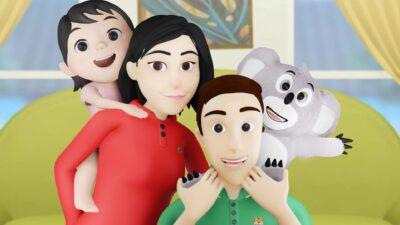 hoala & koala family